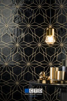 Mosaic Wall, Mosaic Glass, Japanese Style Bedroom, Industrial Tile, Bathroom Interior Design, Interior Ideas, Luxury Dining Room, Toilet Design, Living Room Green