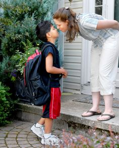 Dr. Laura Markham > Ten Tips for Helping Your Child Adjust to School
