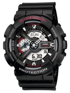 CASIO G-SHOCK Watch | GA-110-1AER