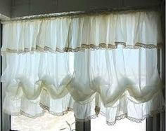Image result for how to make balloon curtains and shades pinterest
