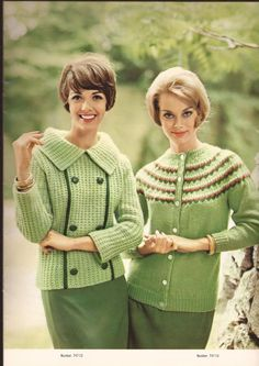 Vintage Festival of Sweaters by Columbia by baldyhillvintage