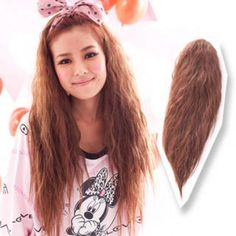 Half Wigs - Long & Wavy