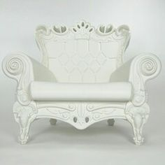 Queen of Love - Simple White  $985.00