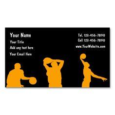 Basketball coach business card pinterest basketball coach basketball business cards colourmoves