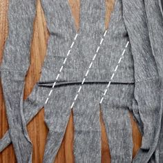 Cover Your Apartment With These Super Soft DIY T-Shirt Mats