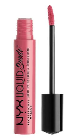 Liquid Suede Cream de la NYX Professional Makeup este un ruj lichid mat, rezistent, intr-o nuanta intensa si puternic pigmentata fiind necesar un singur strat pentru o culoare de lunga durata. Nyx, Liquid Suede, Tea Cookies, Professional Makeup, Creme, Catalog, Lipstick, Beauty, Lipsticks