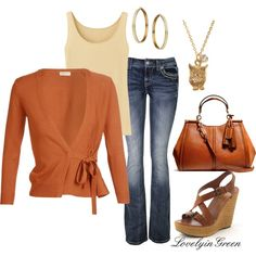 """Ready for Fall"" by lovelyingreen on Polyvore"