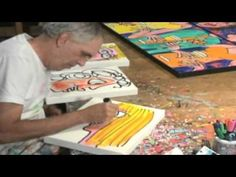 James Rizzi video clip, not all in english but good visuals Jamestown Elementary, Elementary Art, Projects For Kids, Art Projects, James Rizzi, Video Artist, Famous Words, Elements Of Art, City Art