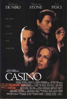 Casino - 1995 - outstanding cast & performances.