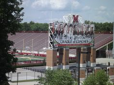 Yager Stadium (Miami University) - Oxford, Ohio