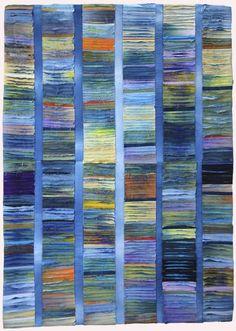 Art textile par Kit Vincent