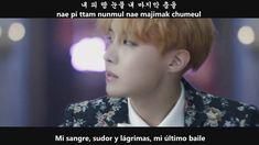 BTS - Blood Sweat & Tears (Sub español - Hangul - Roma)