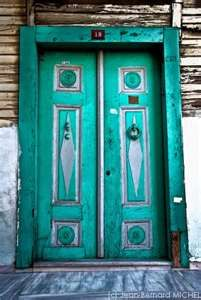Istanbul Doors- We recently blogged about amazing doors (http://www.designersbestpicks.com/2013/07/the-ins-and-outs-of-doors.html) from Sigegold that were an inspiration for a future bridal suite project. These doors are architecturally beautiful and are also a bright shade of the color of the year- Emerald!