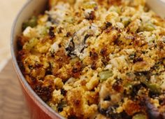 Eastern Shore Sausage & Oyster Stuffing