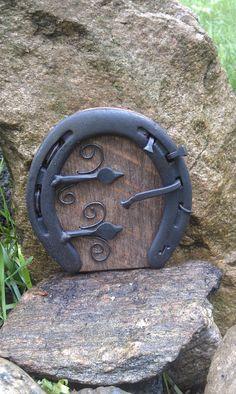 fairy doorhobbit doorelf doorgnome door by tinkerforge on Etsy, $32.00