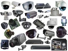 What Are The Different Types Of CCTV Camera #cctv
