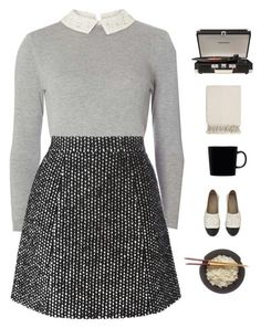 """""""Vintage life"""" by genesis129 ❤ liked on Polyvore featuring Dorothy Perkins, Ermanno Scervino, Chanel, Crosley, Surya, iittala and vintage"""