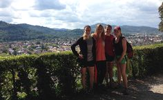 GoAbroad Interview with Shelby Corning - @iesabroad Program Participant