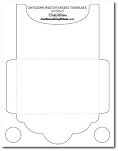 create cool envelopes with these free templates envelopes