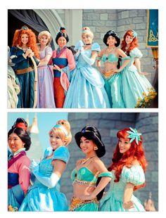 I wanna be a disney princess soo badddd