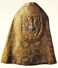 Coronation mantle of Michał Korybut Wiśniowiecki (Michael I), King of Poland and Grand Duke of Lithuania