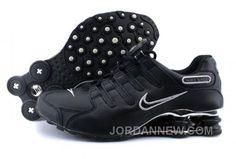 http://www.jordannew.com/mens-nike-shox-nz-shoes-black-silver-discount.html MEN'S NIKE SHOX NZ SHOES BLACK/SILVER DISCOUNT Only $79.79 , Free Shipping!