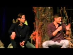 Jensen Ackles Southern Accent :) J2 Panel, 3/15/14 VegasCon