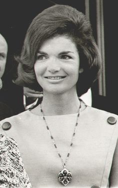 Vintage Photograph of Jackie Kennedy