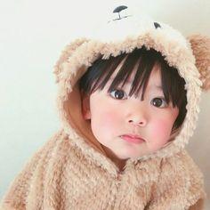 Image may contain: 1 person, hat and closeup Cute Asian Babies, Korean Babies, Asian Kids, Cute Babies, Cute Baby Names, Cute Little Baby, Baby Kind, Korean Baby Names, Baby Tumblr