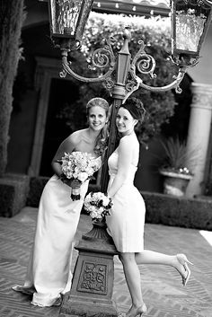 #bride #bridesmaid #wedding More Wedding Ideas at www.facebook.com/villasiena