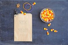 a pretty cool life.: last minute halloween: printable trick or treat bags
