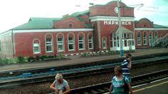 Россия из окна поезда Чита-Новосибирск