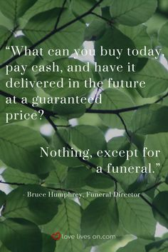 Funeral director, Bruce Humphrey, sheds light on one of the benefits of pre-planning a funeral. Funeral Planning Checklist, Grief Loss, Bereavement, Understanding Yourself, Sheds, Love Life, How To Memorize Things, Positivity, Memories