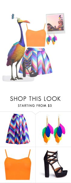 """""""Kevin ♡"""" by gema-z ❤ liked on Polyvore featuring Relaxfeel, Polaroid, Sunset Hours, WearAll and Aquazzura"""