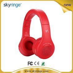 Built-in MIC Speaker Wireless Bluetooth Headphone Foldable For Sports Music Headset