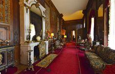 Waddesdon Manor - поместье Ротшильдов