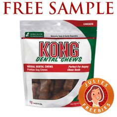 KONG Premium Treats Dental Chews Small Original *** For more information, visit image link. (This is an affiliate link and I receive a commission for the sales) Kong Dog Toys, Dog Chew Toys, Pizza Hut Coupon, Kong Company, Dog Test, Free Stuff By Mail, Stuffing Recipes, Pet Treats, Dog Chews