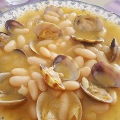 Ideas for seafood pasta rose Seafood Pasta, Fish And Seafood, Seafood Recipes, Mexican Food Recipes, Soup Recipes, Cooking Recipes, Healthy Recipes, Recipies, Spanish Dishes