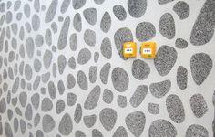 Pattern: Pebbles 100 negative. Helsingin Sinilehti, Helsinki, Finland 2011 (housing). Architecture by Arkkitehtitoimisto Hannu Jaakkola Oy, Prefabrication by Parma Oy, Forssa factory.
