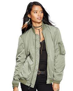 Bomber Jacket - Denim & Supply  Outerwear - RalphLauren.com