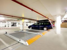 PARKBOARD PQ - Designer Car parking systems from KLAUS Multiparking ✓ all information ✓ high-resolution images ✓ CADs ✓ catalogues ✓ contact. Parking Design, Car Parking, Luxury, Interior Design, Furniture, Garage, Products, Autos, Nest Design