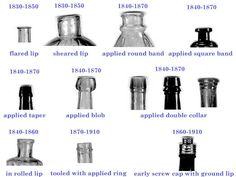 Digger answers your questions about antique and old bottles.Thousands of questions and answers about the common and rare bottle. Digger Odell Publications books about bottles, bottle digging and bottle collecting. Antique Glass Bottles, Antique Glassware, Bottles And Jars, Glass Jars, Perfume Bottles, Bottle Display, Glass Insulators, Medicine Bottles, Vintage Bottles