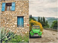 Bohonomade: Provence, France.