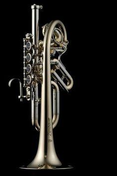 Tromba Zirnbauer Piccolo (Visita il nostro sito templedusavoir.org)