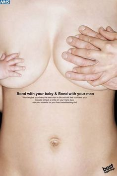 The posters that celebrate cool, multi-tasking breasts - Health News - Health & Families - The Independent