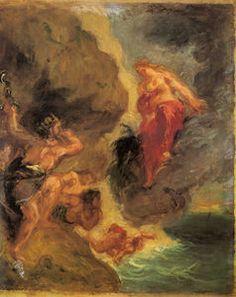 - (Eugène Delacroix)
