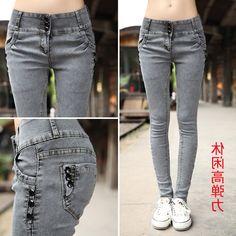 27.43$  Buy here - https://alitems.com/g/1e8d114494b01f4c715516525dc3e8/?i=5&ulp=https%3A%2F%2Fwww.aliexpress.com%2Fitem%2FNew-2014-spring-women-s-clothing-female-fashion-denim-jeans-pencil-pants-women-trousers-skiny-jean%2F1668151902.html - New 2014 spring women's clothing female fashion denim jeans pencil pants women trousers skiny jean 26 27 28 29 30 31 32 SL-49D4 27.43$