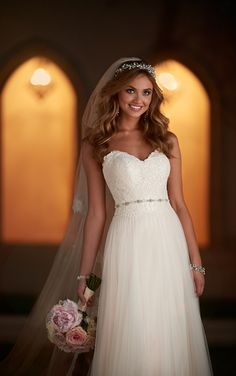 #SoStella #VintageBohoBride #WeddingDress #Style6025