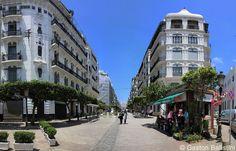 Nowdays - Downtown street (Algiers, Algeria)