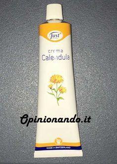 Just Crema Calendula Tubetto - #recensione #opinionando